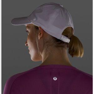 Lululemon Fast and Free women's running hat